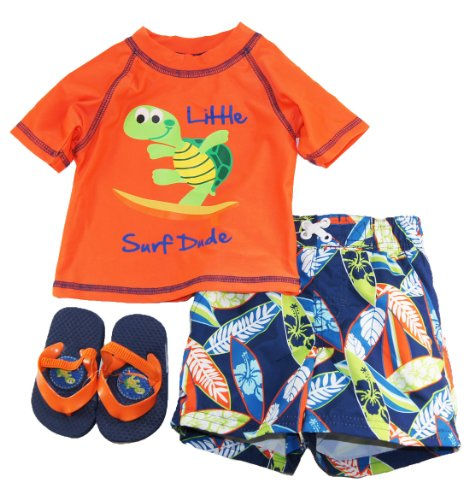 Baby Rash Guard Shirts back-104399