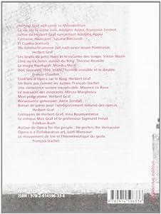 Superflux n° 4/5 - Herbert Graf, la vie sur la scène by L'Unebévue-éditeur
