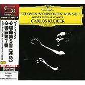 ベートーヴェン:交響曲第5番「運命」&第7番