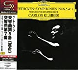 Beethoven:Symphonies No.5 & 7 (Shm-CD)