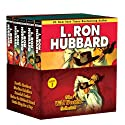 Wild Western Collection Audiobook by L. Ron Hubbard Narrated by R. F. Daley, David O' Donnell, Luke Baybak, Corey Burton, Bob Caso, Edoardo Ballerini, Phil Proctor, Rob Paulsen