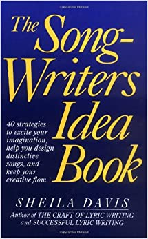 how to write your own song books