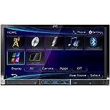 JVC KW-V40BTE DVD/CD/USB-Multimediacenter mit Bluetooth schwarz