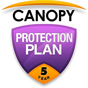 Canopy 5-Year TV Protection Plan ($300-$350)