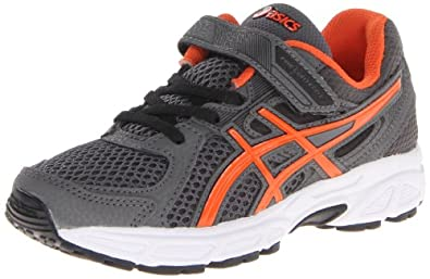 Buy Asics Pre-Contend 2 PS Running Shoe (Infant Toddler Little Kid Big Kid) by ASICS