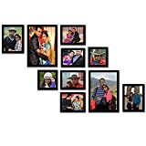 Tohfah4u Personalized Photo Collage In Glassless Frames T11