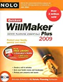 img - for Quicken Willmaker Plus 2009 Edition: Estate Planning Essentials (Book with Software) book / textbook / text book