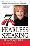 Lilyan Wilder 7 Steps to Fearless Speaking