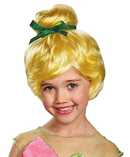 Disney Fairies Tinkerbell Child Wig