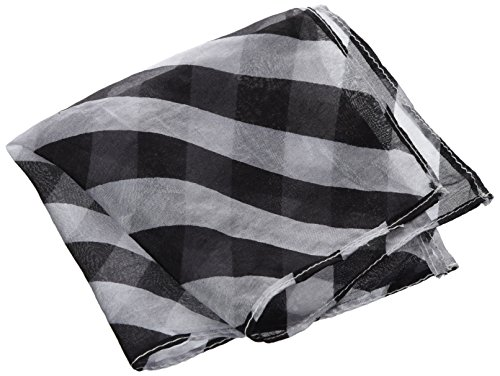 "MMS Zebra Silk 9"" by Uday - Trick, Black and White - 1"