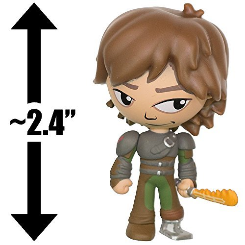 "Hiccup: ~2.4"" How to Train Your Dragon 2 x Funko Mystery Minis Vinyl Mini-Figure Series - 1"