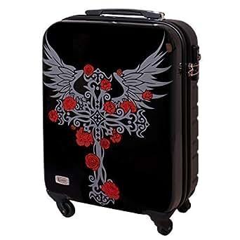 Amazon.com: Hard Sided Suitcase TSA Carry On Luggage 30 Liter Heavy