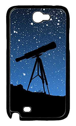 Samsung Note 2 Case Sky Telescope Pc Custom Samsung Note 2 Case Cover Black