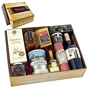 Finest Luxuries From Italy Gourmet Gift Box