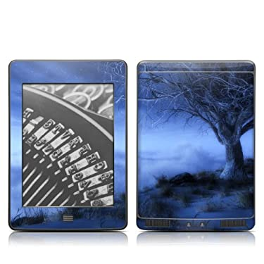 Decalgirl Kindle Touch Skin -  World's Edge Winter (does not fit Kindle Paperwhite)