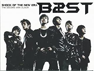 BEAST 2nd Mini Album - Shock Of The New Era(韓国盤)