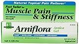 Boericke & Tafel Arniflora Arnica Natural Topical Pain Reliever Gel, Maximum Strength 2.75oz