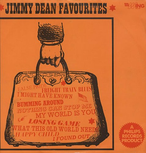 jimmy-dean-favourites