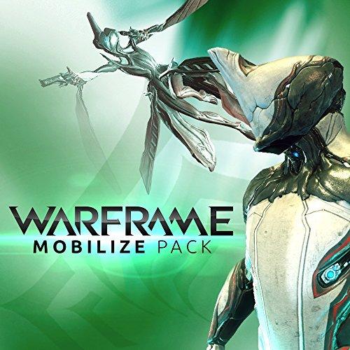 Warframe Mobilize Pack [Online Game Code] (Warframe Platinum compare prices)
