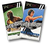 Tae-Bo 2 - Get Ripped - Instructional / Get Started [VHS]