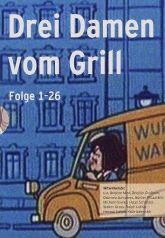 Drei Damen vom Grill - Folge 1-26 (6 DVDs)