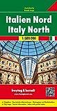 Freytag Berndt Autokarten, Italien Nord - Maßstab 1:500 000
