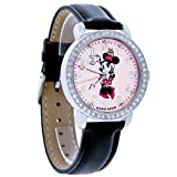 Disney Women's MU2925D Ice Minnie Mouse Watch