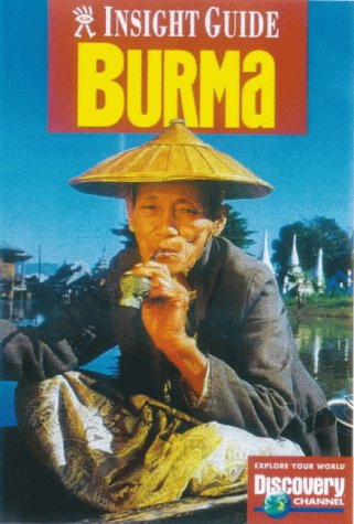 Burma Insight Guide (Insight Guides)