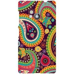 Nokia Lumia 535 Back Cover