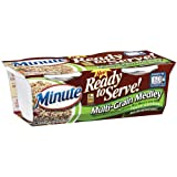 Minute® Ready to Serve Multi-Grain Medley - 2 - 4.4 oz cups (Pack of 8)