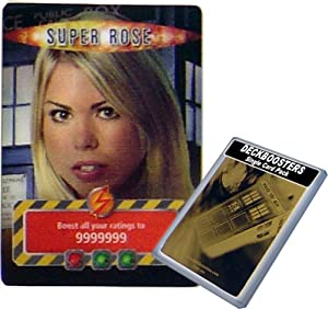 Doctor Who - Single Card : Super Rose Tyler Gold Card