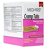 Medifirst Cramp Relief Tablets Industrial Packets 500