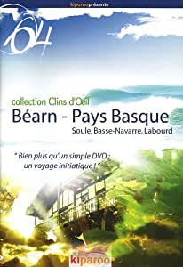 Bearn, pays basque [Francia] [DVD]