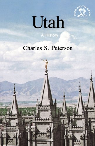 Image for Utah: A Bicentennial History (States & the Nation)