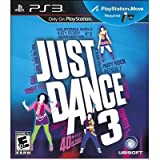 Quality Just Dance 3 PS3 Move By Ubisoft
