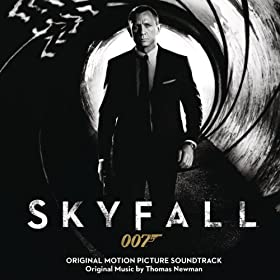 'Skyfall' soundtrack