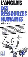 L'anglais des ressources humaines