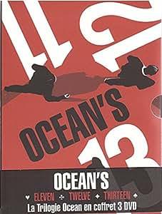 Trilogie Ocean's 11 + 12 + 13