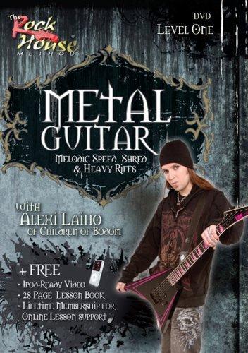 the-rock-house-metal-guitar-level-one-edizione-regno-unito