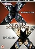 X-Men 1.5/X-Men 2: 4 disc doublepack [DVD] [2003]