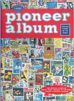 Harris Pioneer World-Wide Postage Stamp Album (A dramatic new edition of a favorite album for young beginning stamp collectors, Provides spaces for thousands of stamps from stamp issuing countries of the world, and countless beautiful illustrations.) PDF