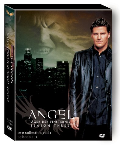 Angel - Jäger der Finsternis: Season 3.1 Collection [3 DVDs]