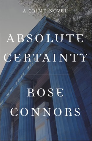 Absolute Certainty: A Crime Novel