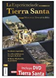 img - for The Holy Land Experience Book (La experiencia de Tierra Santa - Odisea en la Tierra de la Biblia) including the awarded