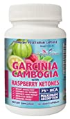 Garcinia Cambogia Extract with RASPBE…