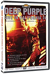 Deep Purple: Live in California '74 - The DVD Archive Collection