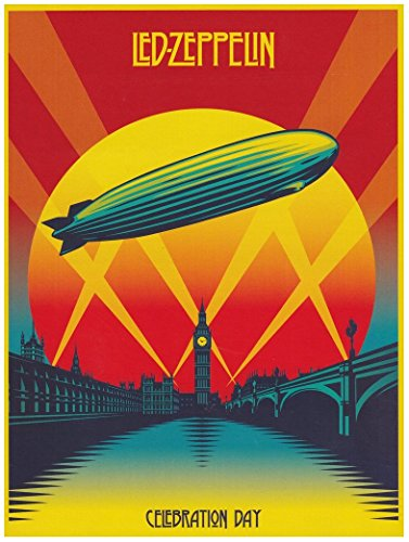 Led Zeppelin - Celebration Day (2 CD + Blu-Ray)