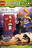 LEGO Ninjago: Ninja vs Constrictai Activity Book with minifigure