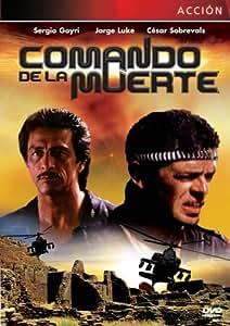 Amazon.com: Comando de la Muerte: Sergio Goyri, Janina Hidalgo, Jorge