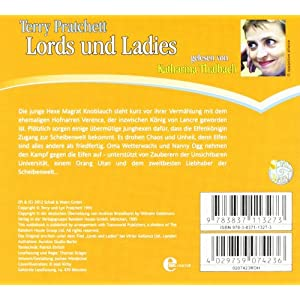 Lords und Ladies: Schall & Wahn